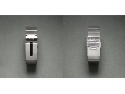"""ハイテクとローテクが織りなす""""スマート""""な腕時計<スマートウォッチ「wena wrist pro」専用アクセサリー>2019 年1 月19日(土)より発売開始"""