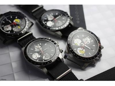 JAM HOME MADE/ミッキーマウスのオリジナルデザイン腕時計の新作が登場<SECRET