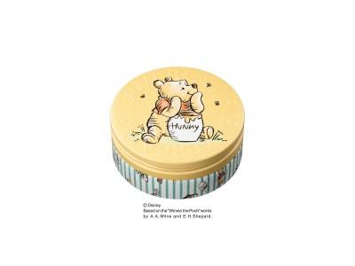 全身用保湿クリーム「スチームクリーム」から、くまのプーさんデザインのディズニー限定デザイン缶が新発売!