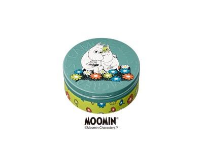 ようこそ、ムーミン谷へ!シンプルクリーンスキンケアの「スチームクリーム」から、待望のムーミンデザイン缶が新登場!
