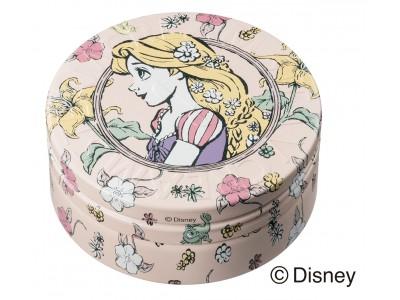 """全身用保湿クリーム スチームクリームからアンティークタッチの  """"Disney Princess Design """" 限定缶3種、新発売!"""
