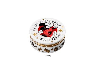 全身用保湿クリーム「スチームクリーム」から<ミッキーマウス>のディズニー限定デザイン缶が新発売!