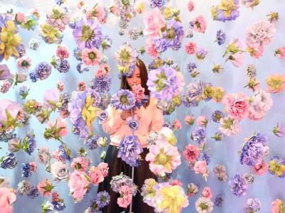 日本初!共感型フォトジェニック・アート展「VINYL MUSEUM」12月13日表参道にオープン!大勢のインフルエンサーがレセプションで一足先に体験!