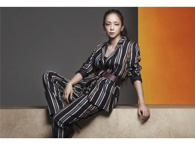 「Namie Amuro x H&M」第二弾となる秋の新コレクション 全キャンペーンビジュアルとポートレートを公開!さらに本日より屋外大型看板も掲出スタート