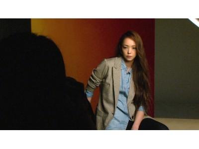 「Namie Amuro x H&M」秋の新コレクション、安室奈美恵さんの撮影シーンを収めたメイキング映像を期間限定で公開!限定オリジナル「MY HEROネックレス」の発売も決定