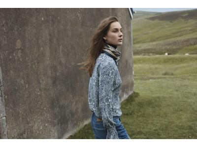 H&Mが今秋お届けするワードローブのマストアイテムは、誰もがご存知の英国ブランドMorris & Co とのコラボレーション