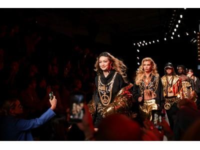 MOSCHINO [TV] H&M グローバル・イベント開催 日本からはAMIAYA、TAOらが来場スペシャル・ゲストにNissy(西島隆弘)がファッションショーに初登場