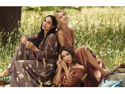 4月は「H&M Conscious Month」。サステイナブル・ファッションの未来に繋がるH&M Conscious Collectionが世界全店舗で発売。