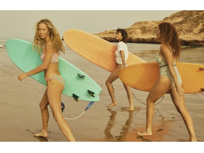 H&Mとオランダ発ランジェリーブランド「LOVE STORIES」が水着でコラボレーション!