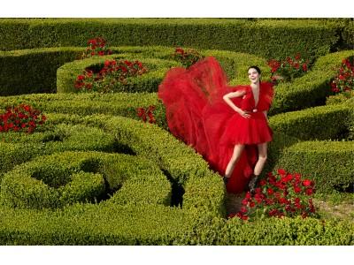 ケンダル・ジェンナーらが登場するGiambattista Valli x H&Mのキャンペーンイメージが公開!