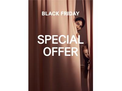 H&M、今年もブラックフライデーを開催!