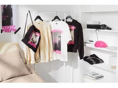 H&M、ショーン・メンデス「The Tour」マーチ・コレクションを発売!抽選でショーン・メンデス日本独自企画盤CD&コレクションアイテムのセットを3名様にプレゼント!