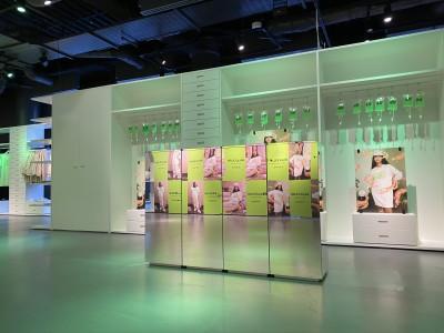 H&M、ビリー・アイリッシュのマーチ・コレクション発売1週間前に、H&Mメンバー限定先行ショッピングイベントを開催。