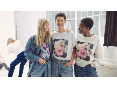 H&M、スーパーモデルのヘレナ・クリステンセンとコラボレーション