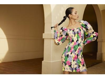 H&M サステイナビリティ・アンバサダーの水原希子が着るキャンペーン第二弾、スプリング・ファッション・コレクションが4月2日より発売