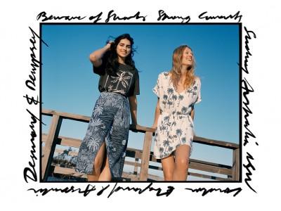 H&M、ロンドン発のパジャマブランド、デズモンド&デンプシーとコラボレーション。お家でも楽しめるカプセルコレクションを発売