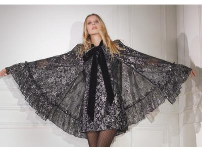 H&M、イギリス人デザイナースージー・ケイヴによるブランド「The Vampire's Wife」とリサイクル素材を使った大胆でフェミニンな限定コレクションを発表