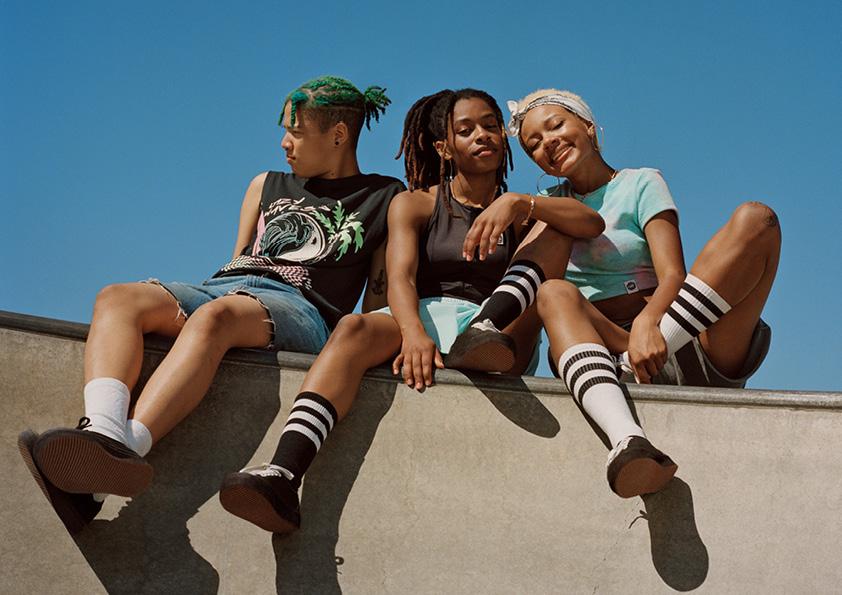 H&M、スケートとサーフィンにインスパイアされたサマーコレクションを発表 画像