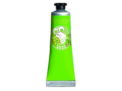 ロクシタンで人気の「シア ハンドクリーム」が2020年干支 ねずみデザインで限定発売!