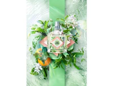 心躍るリチュアル。ロクシタンから新しいグリーンティの香り。「グリーンティ」シリーズ 2020年6月3日(水)限定発売