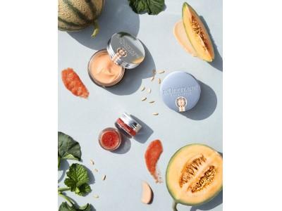 夏の採れたてフルーツのエキスたっぷり!「デリシャス&フルーティー」からフェイス&アイマスクとリップスクラブが登場2020年6月24日(水)限定発売