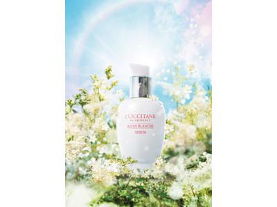 「なりたい」を超える。透明感光を奪うシミ、肌あれも。純白花の新ステージ「レーヌブランシュ」シリーズ2021年2月17日(水)リニューアル新発売