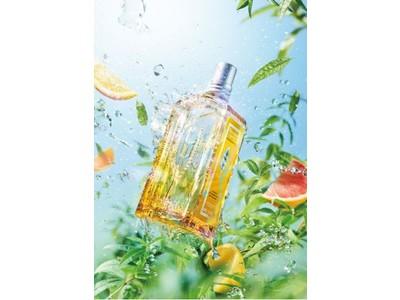 太陽のきらめきを連れて。爽やかなシトラスヴァーベナの香りと新しい夏へ。