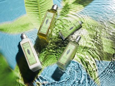 毎年人気の夏限定フレグランスが定番登場!フレッシなヴァーベナとミントが香る「ミントヴァーベナ」シリーズ