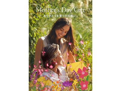ありがとうの想いを込めてー「母の日」にはロクシタンの限定ギフトセットを贈ろうメッセージカードも無料でプレゼント