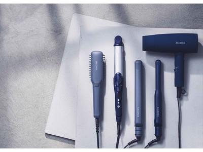 キレイを決めるのは、自分自身。美容家電ブランドSALONIAから「ジェンダーレスカラー」のヘアアイロン&ドライヤーが9月1日新発売