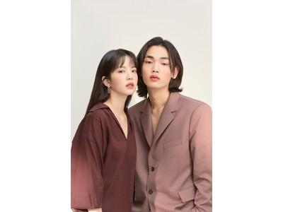 韓国で人気のジェンダーニュートラルブランド【LAKA】関西初のPOP-UPストアをLUCUA 1100にて12月10日より開催