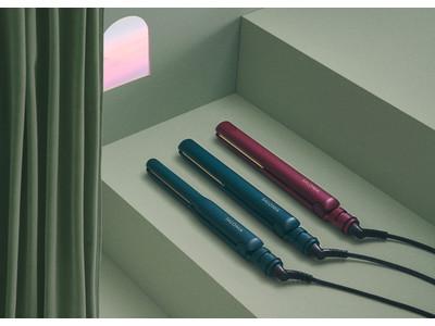 SALONIA 秋冬限定カラー「NEW CLASSIC」シリーズが発売。レトロ感と重厚感のある「ニュークラシックグリーン」「ニュークラシックレッド」