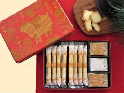 海外限定!ヨックモックの旧正月商品、赤×金の彩りで祝福する『旧正月アソート』12月下旬より各国順次発売