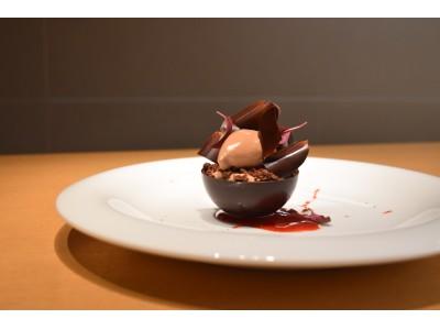 ミニャルディーズ専門のパティスリーUN GRAIN(アン グラン) 2019年2月1日よりカカオハンター※1のチョコレートを使ったバレンタイン限定新作ワンプレートデセール展開スタート!