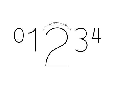 ミニャルディーズ専門パティスリー【UN GRAIN】2周年記念イベント「つながり」11月16日(木)~21日(火)開催!