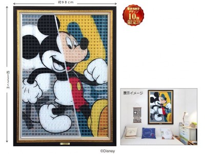 『ミッキーマウス』スクリーンデビュー90周年を記念した、超・限定スペシャルアイテムが販売開始!!