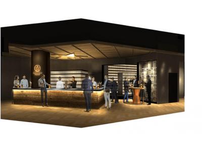 「サッポロ生ビール黒ラベル THE BAR」が初の通年型アンテナショップとしてオープンします。