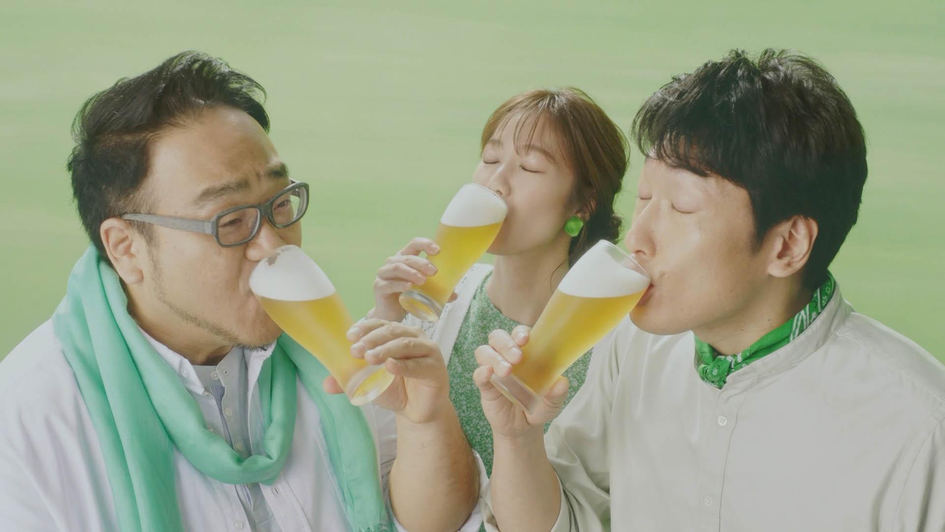 「サッポロ 北海道 OFF STYLE登場篇」TVCM放映のお知らせ