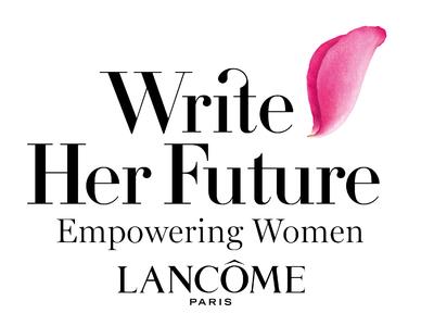 日本女性がデジタルリテラシーを高め、未来を切り拓くためのランコムの支援プロジェクト「Write Her Future」始動 ~日本のランコム ミューズ 戸田恵梨香さんから応援コメントが到着!~
