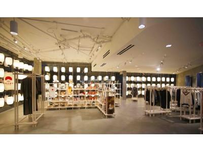 BEAMS JAPAN米国初のポップアップがFred Segal Sunset本店で11/14スタート