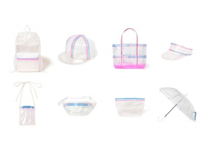 <Ziploc(R)×BEAMS COUTURE>幻のファーストコレクションを2月20日(木)より「ビームス ジャパン」で販売