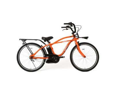 ビームスとパナソニックの共同開発、電動アシスト自転車が発売