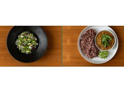 日本各地の魅力を自宅で感じる「DINING INSIDE」の一部が店舗でも INTERSECT BY LEXUS - TOKYO 青森と福岡の名産品を使用した2品を7月30日(木)より提供