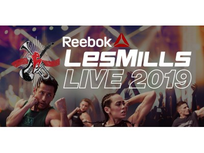 クライマックスにはバンドの生演奏。ワークアウトイベント「LES MILLS LIVE 2019」が2019年9月29日に開催