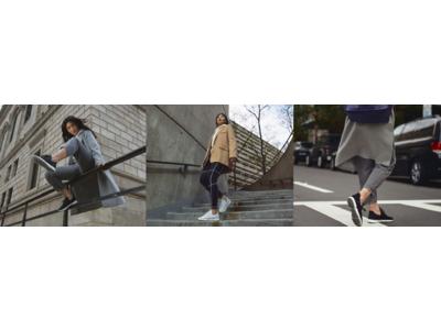 空気の力でずっと快適、もっと歩いて脂肪燃焼へ!一日中アクティブに「立って、歩いて、美ボディ」を目指す革新的なウォーキングシューズ「DAILYFIT」12月5日(土)発売