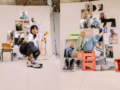 女性クリエイターを支援するクリエイティブコレクティブ「MADWOMEN」とコラボレーション 女性の多様な個性を称える「It's A Man's World」2021コレクション
