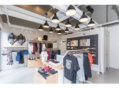 リーボック初の総合プロデュースジムの同エリアに直営店がオープンフィットネス体験…
