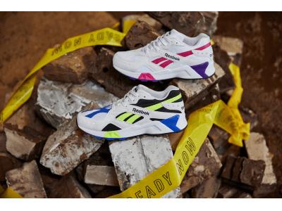 2019年 リーボック クラッシックが訴求していく「90年代」当時人気を博した「AZTREK」オリジナルカラー3色復刻~ロゴも90年代当時の「ベクターロゴ」に一新~