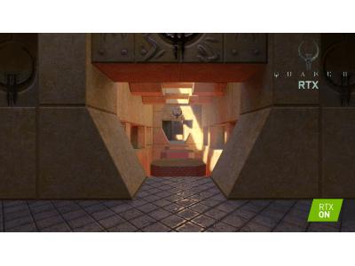 クラシックの復活! NVIDIA、「Quake II」をレイトレーシングによる迫真のグラフィックスで再現し、PC ゲーマーに贈る