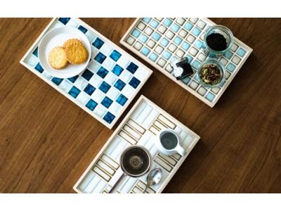 インテリア雑貨ブランド『SeeMONO[シーモノ]』からDIYインテリアキットの新作「おうちでタイルクラ...